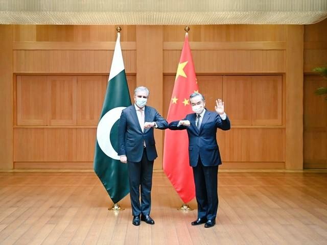Pakistan China July 2021