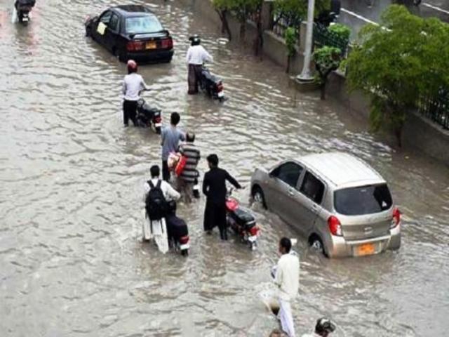 Rain Karachi