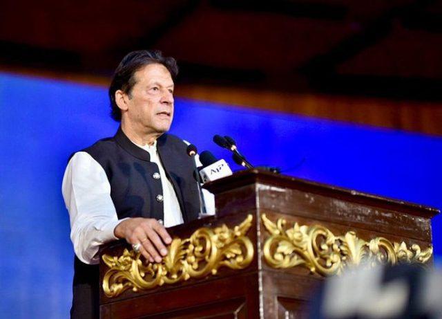 Imran Khan PTI three years