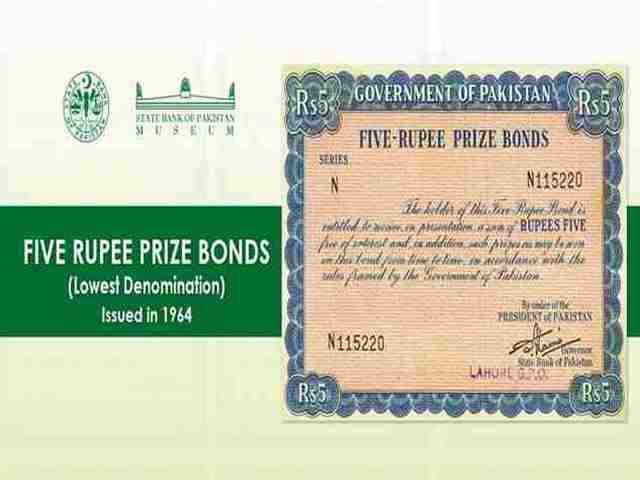 History of Prize Bonds in Pakistan